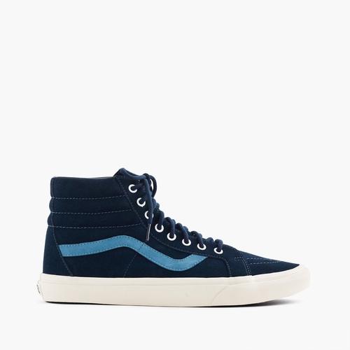 Sk8 Hi Sneakers In Suede by Vans For J. Crew in New Girl - Season 6 Episode 4