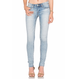 Skinny Denim Jeans by Blank NYC in Bleed for This