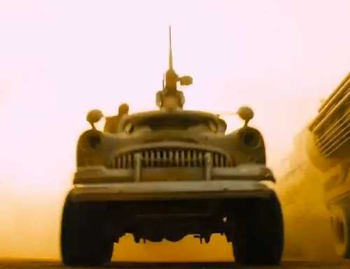 Modified 1947 Sedan by Buick in Mad Max: Fury Road