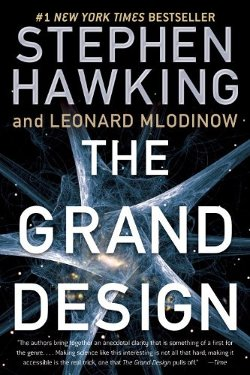 The Grand Design Book Paperback by Stephen Hawking in The Best of Me