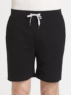 Cotton Shorts by Boss Hugo in Gone Girl
