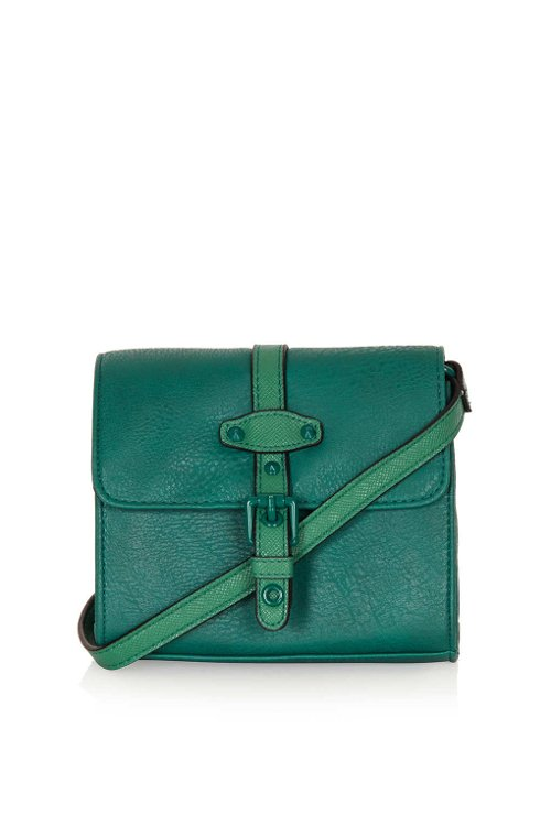 Sporty Mini Crossbody Bag by Topshop in If I Stay