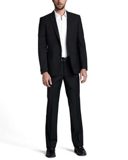 City Fit Basic Suit by Versace Collection in Survivor