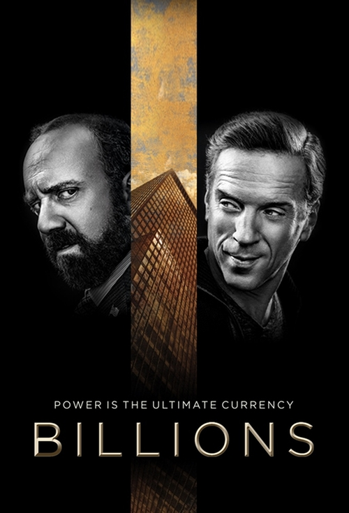 Billions The Punch poster