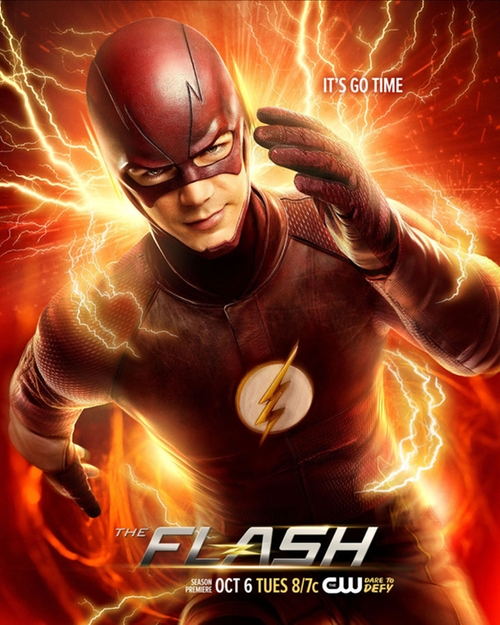 The Flash Running to Stand Still poster