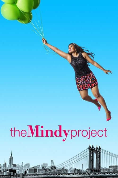 The Mindy Project The Bitch is Back poster
