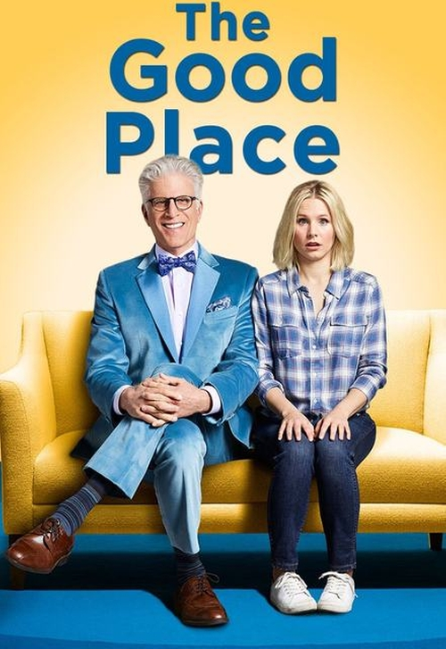 The Good Place Jason Mendoza poster