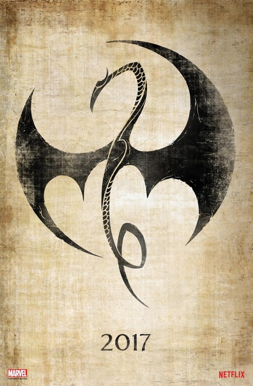 Marvel's Iron Fist Preview poster