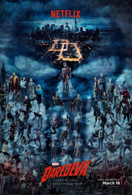 Daredevil Preview poster