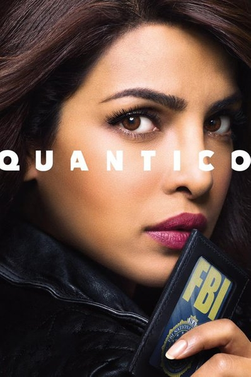 Quantico Guilty poster