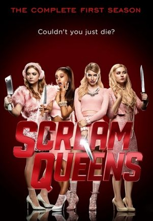 Scream Queens Haunted House poster