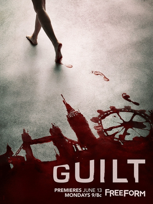 Guilt They Eye of the Needle poster