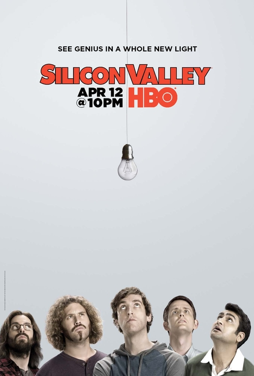 Silicon Valley Bachmanity Insanity  poster