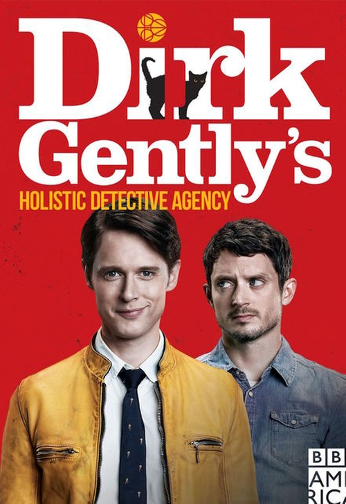 Dirk Gently's Holistic Detective Agency Trailer poster