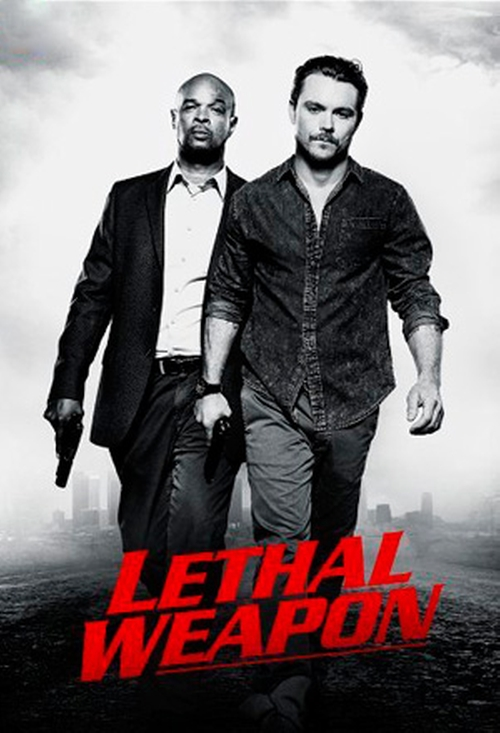 Lethal Weapon There Goes the Neighborhood poster