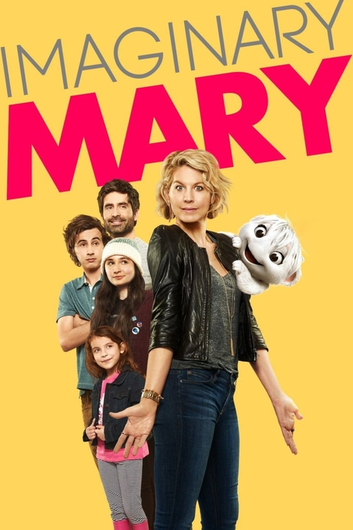 Imaginary Mary Preview poster