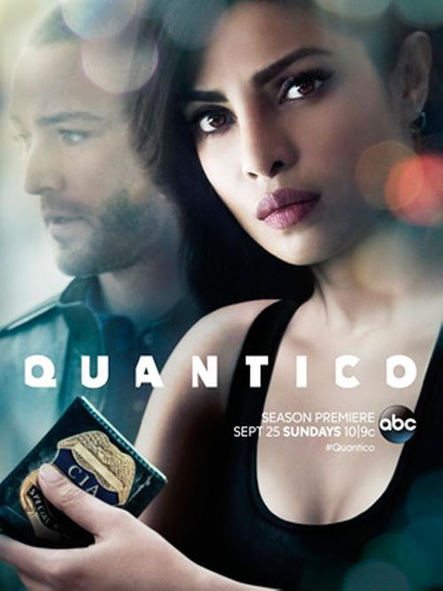 Quantico Stescalade poster
