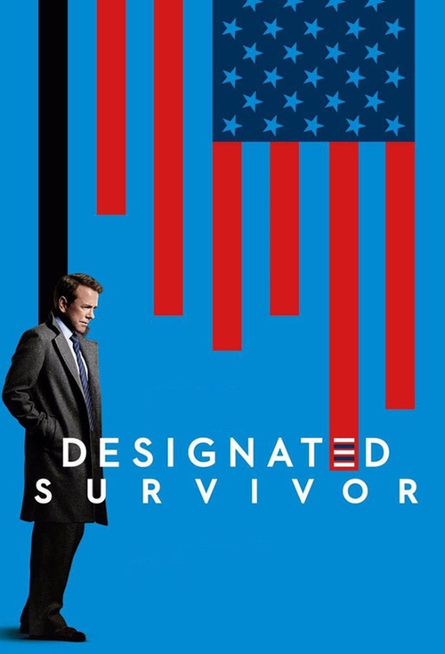 Designated Survivor The Mission poster