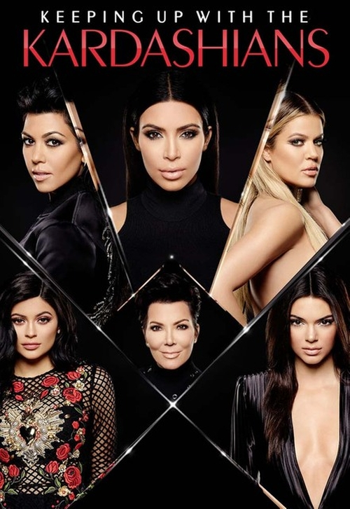Keeping Up With The Kardashians Blood, Sweat, and Fears poster