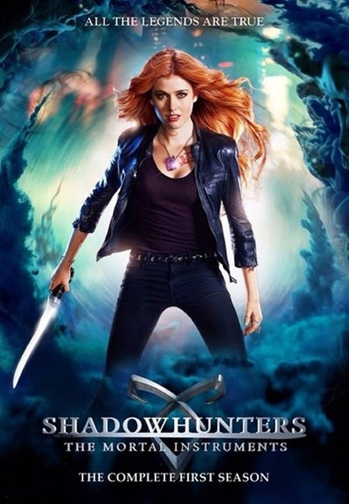 Shadowhunters Looks poster