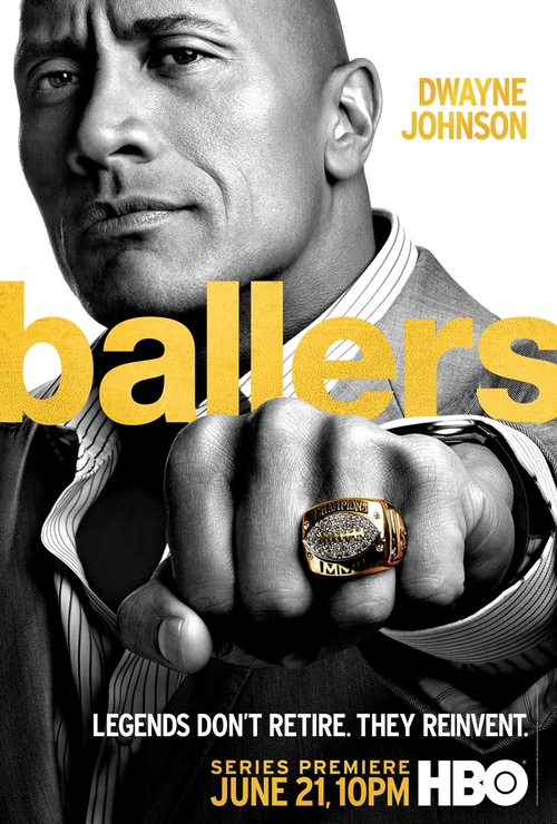 Ballers Everything Is Everything poster