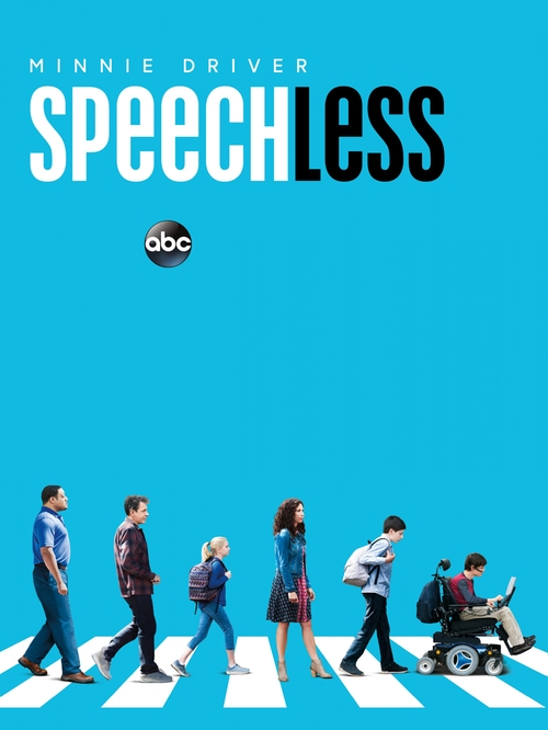 Speechless N-E-NEW A-I-AIDE poster