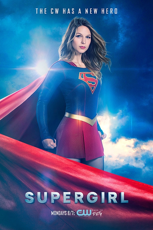 Supergirl The Adventures of Supergirl poster