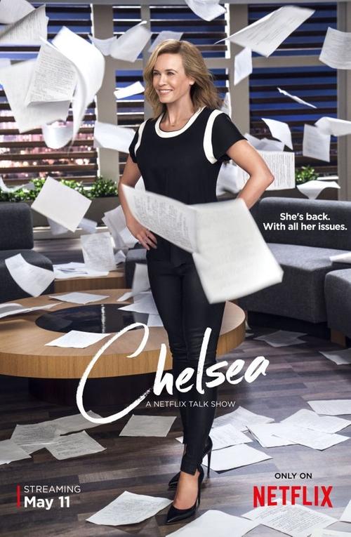 Chelsea Week of 5/18/16 poster