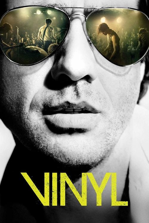 Vinyl Pilot poster