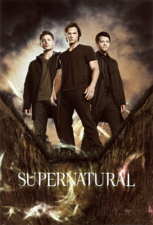 Supernatural Looks poster