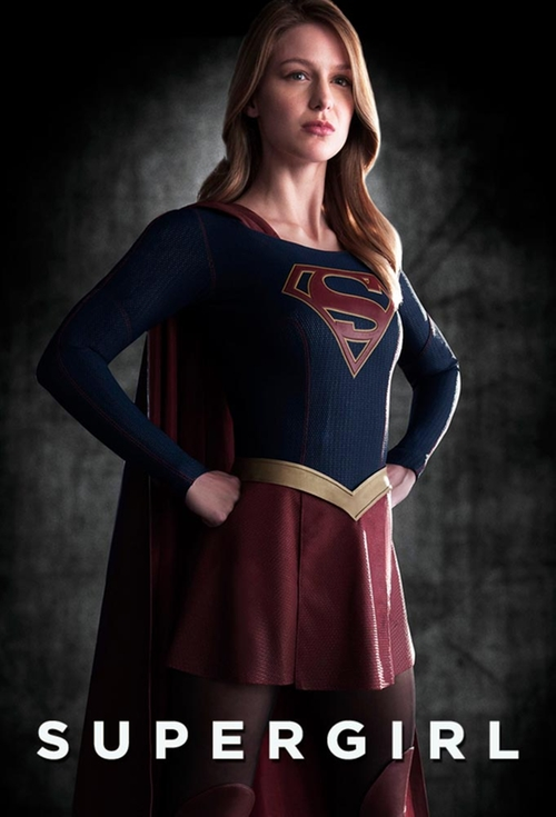 Supergirl Truth, Justice and the American Way poster
