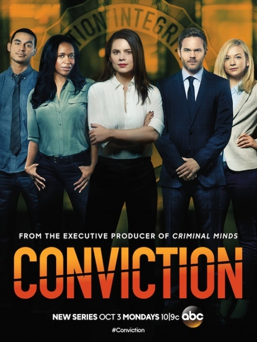 Conviction Preview poster