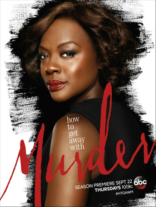 How To Get Away With Murder Always Bet Black poster
