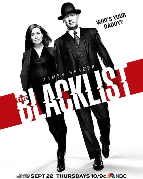 The Blacklist Esteban poster