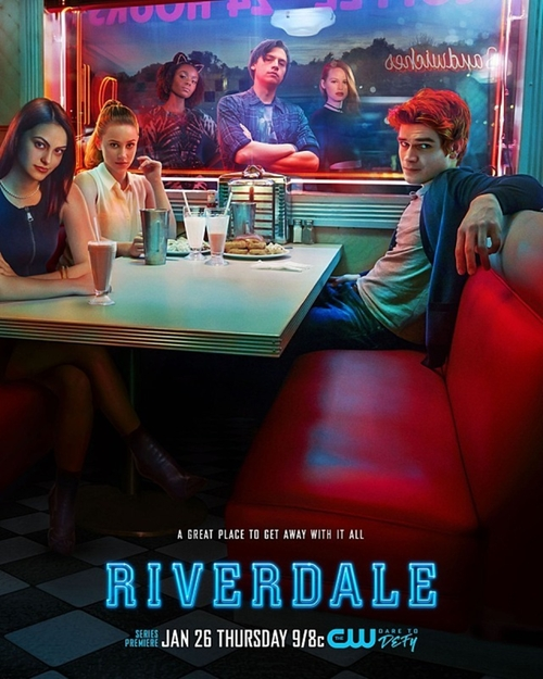 Riverdale A Touch of Evil poster