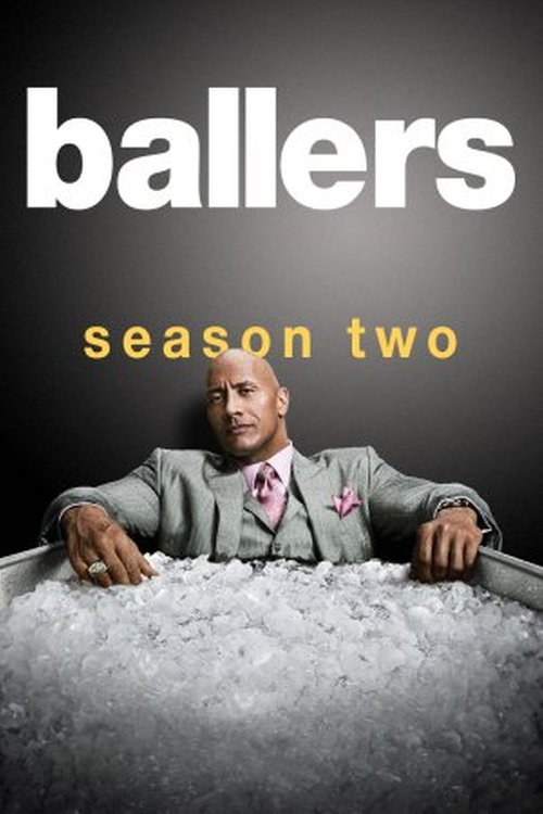 Ballers Face of the Franchise poster