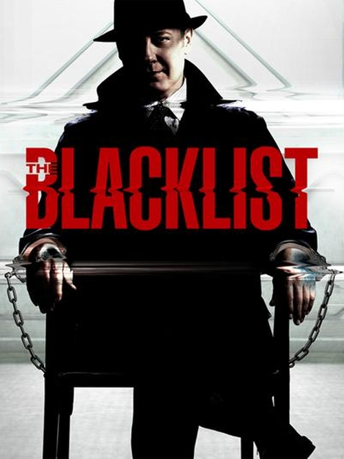 The Blacklist Cape May poster