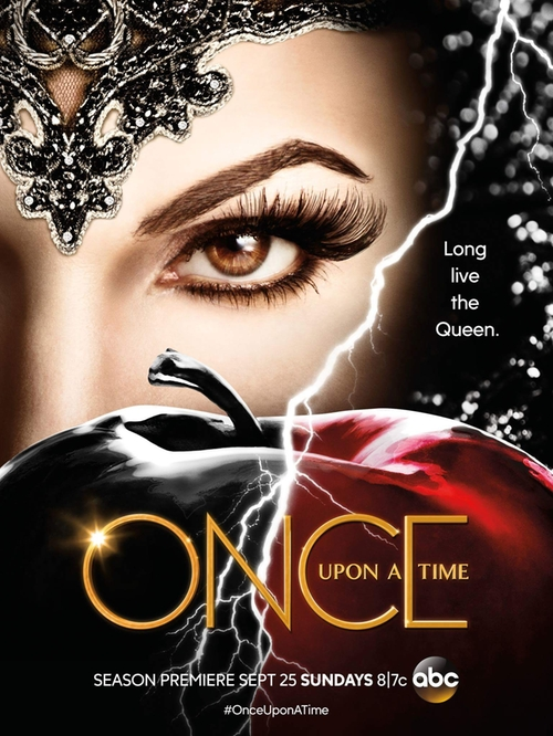 Once Upon a Time The Savior poster
