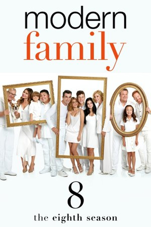 Modern Family Weathering Heights poster