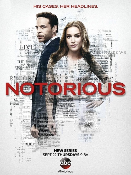 Notorious Preview poster