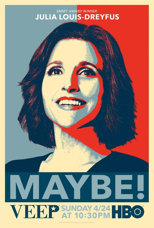 Veep Preview poster