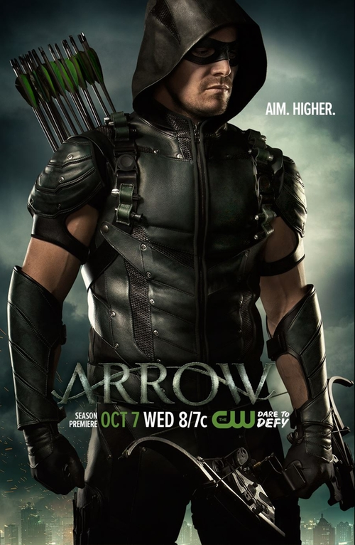 Arrow Restoration poster