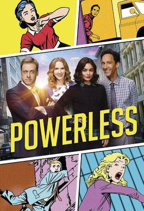 Fashion and Locations in Powerless