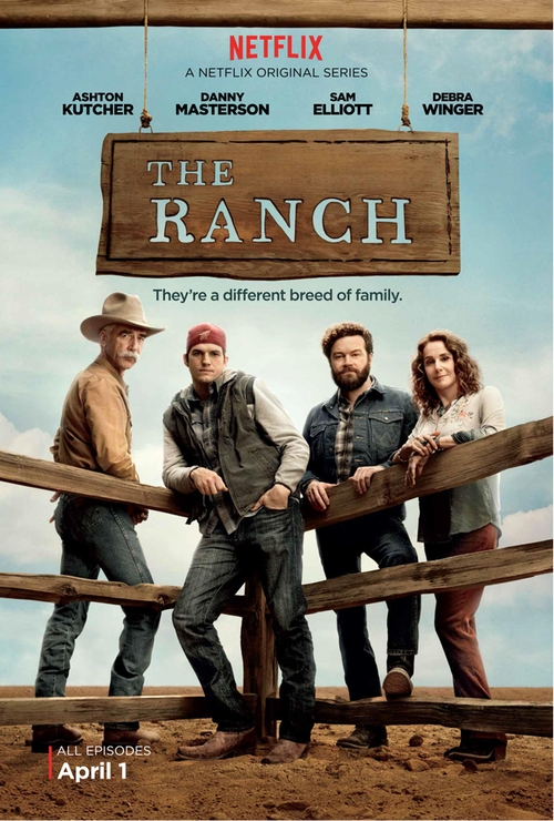 Fashion and Locations in The Ranch