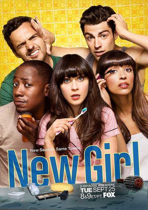 Fashion and Locations in New Girl