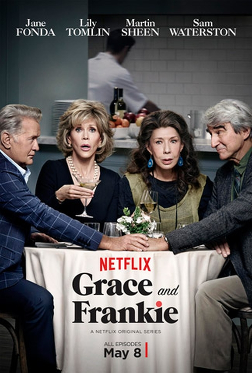 Fashion and Locations in Grace and Frankie