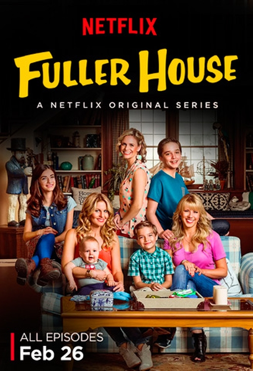 Fashion and Locations in Fuller House