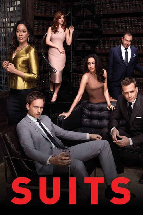 Suits Borrowed Time poster