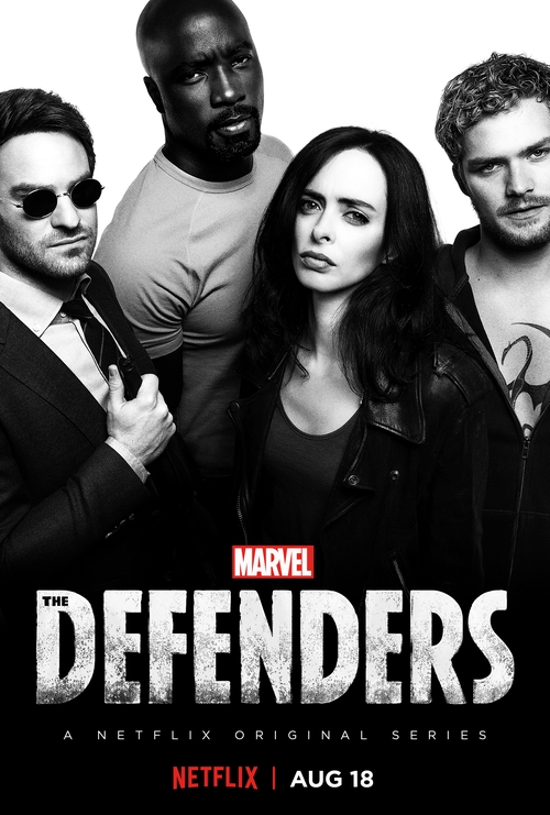 Fashion and Locations in Marvel's The Defenders