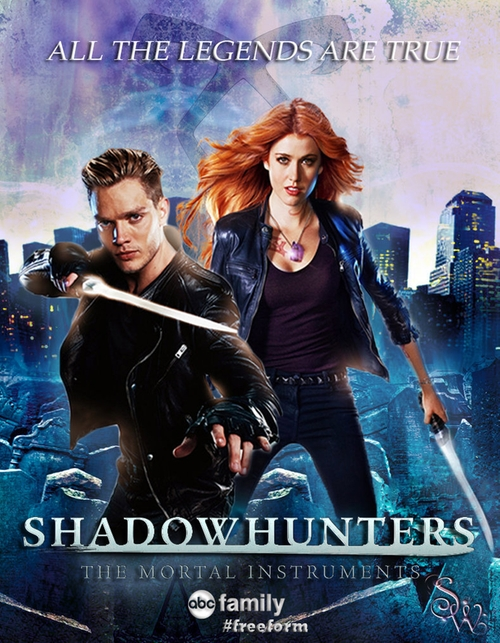 Fashion and Locations in Shadowhunters